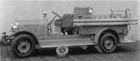 1926 Seagrave Model 6B Suburbanite