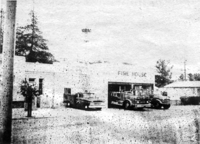 Historical Fire House