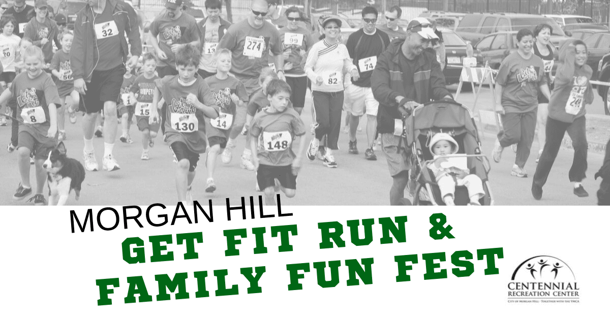 Final GET FIT FAMILY RUN 2019 logo image