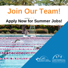 The CRC and AC are hiring for Summer Positions.