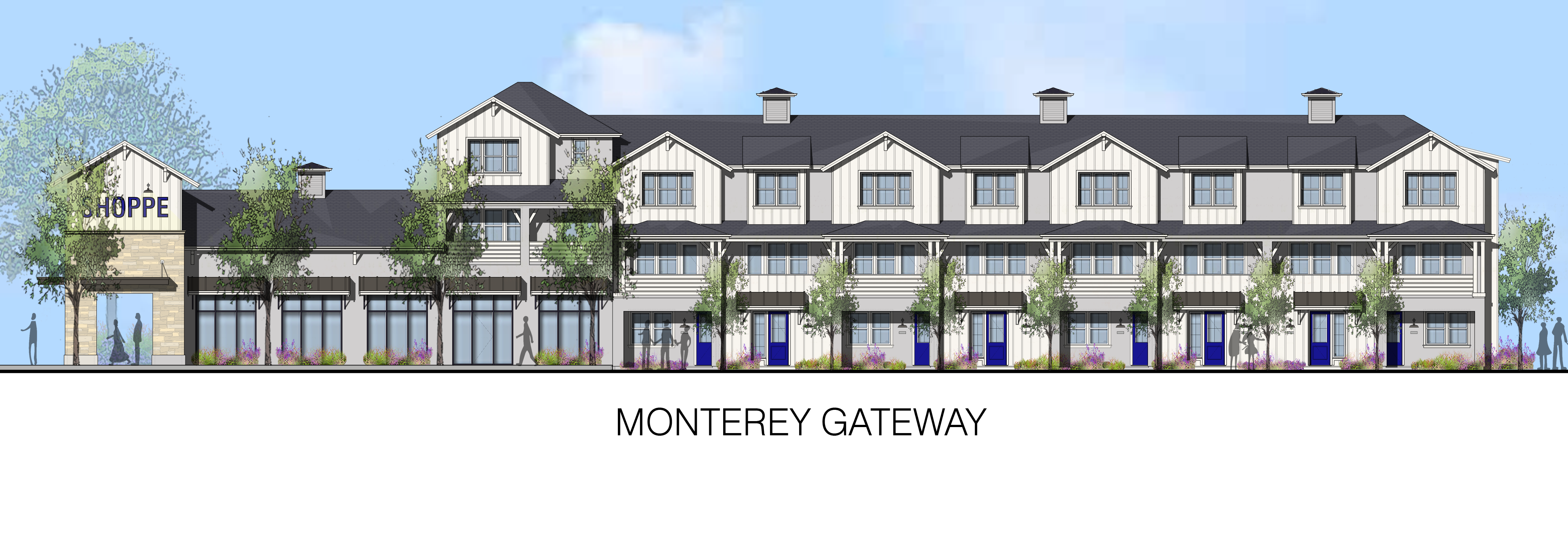 Monterey - City Ventures Elevation